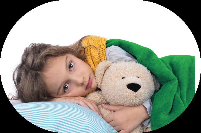Диарея у ребенка: причины, лечение, профилактика
